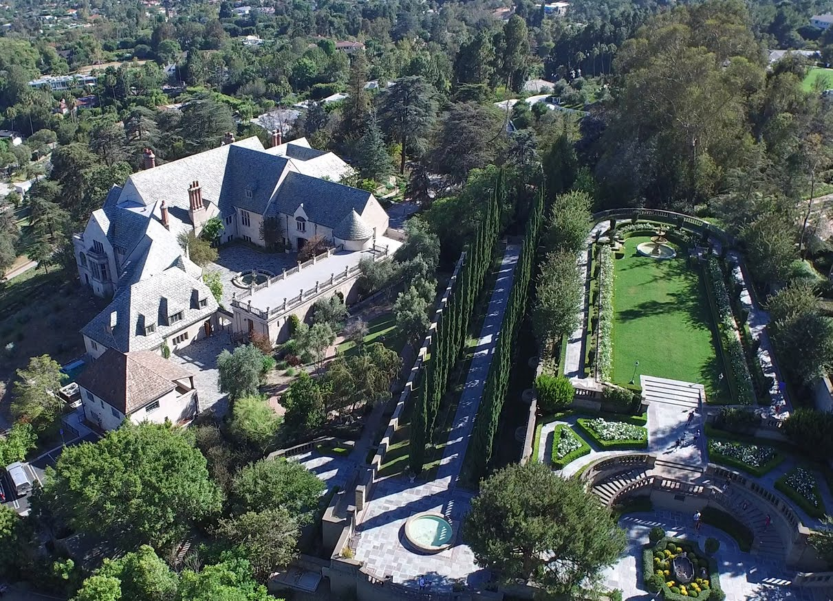 Greystone Mansion, Los Angeles
