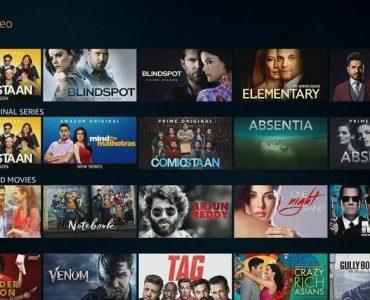 New Movies On Amazon Prime