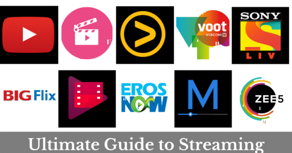 Ultimate Guide to Streaming Platforms in India