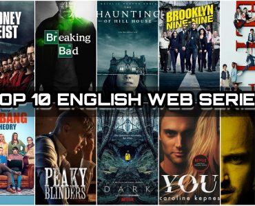 english web series