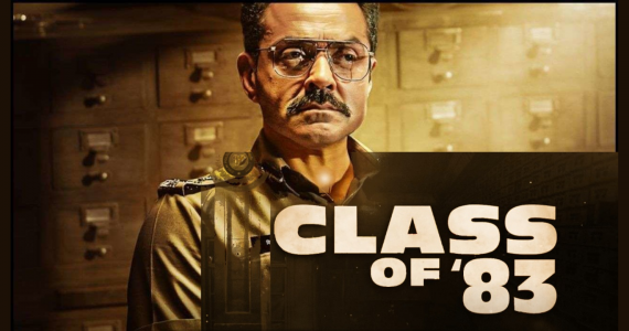 Movie review: Class of '83 Reviews
