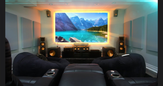 10 Products that will turn your Living Room into a Home Theater