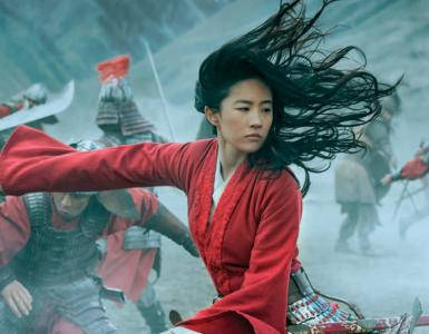 Movie Review Mulan