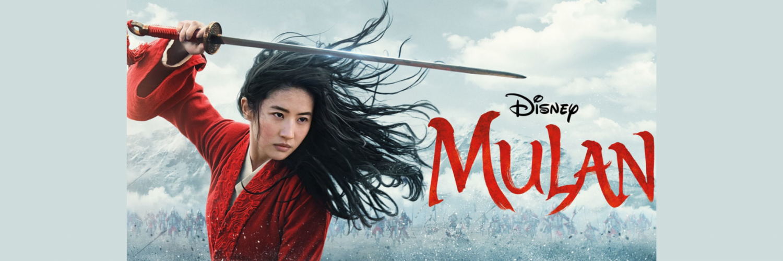 Is Mulan on Netflix?