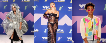 12 2020 MTV VMAs Red Carpet Looks You Need to Look at Right Now