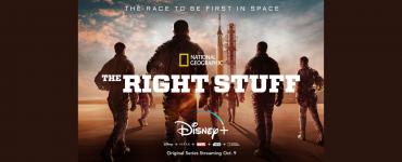 Stream It Or Skip It: 'The Right Stuff' On Disney+