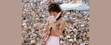 10 Times Eddie Van Halen Blew Up Your Television