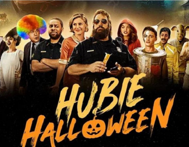 Hubie Halloween Movie Review