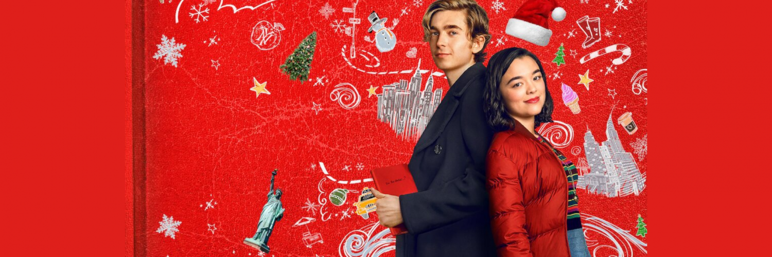 Netflix's 'Dash and Lily' - Latest Teen Holiday Series based on a Young-Adult Novel