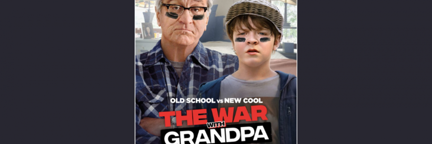The War With Grandpa Movie Review