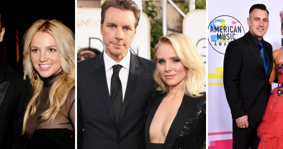 10 Female Celebrities who Proposed to their Male Partners