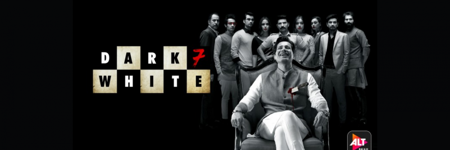 Dark 7 White Review: A Political Thriller for those who don't like to Think Much