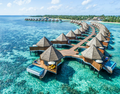 best places to stay in the Maldives