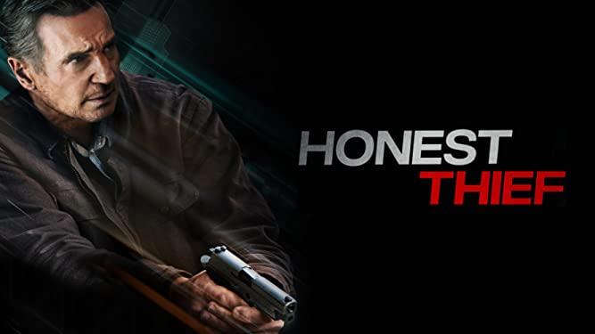 honest thief on amazon prime